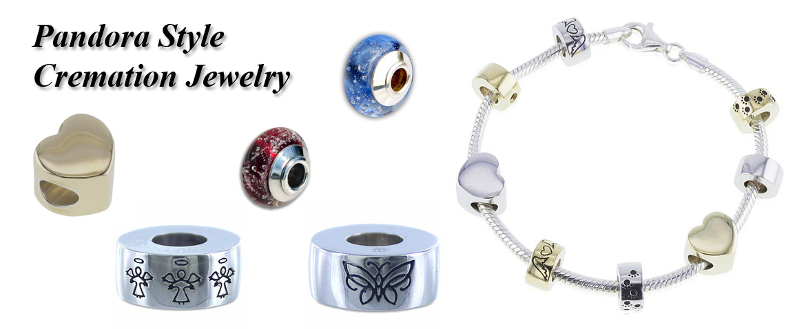 New Pandora Compatible Cremation Jewelry Cremation