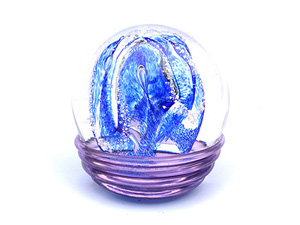 Cremation Glass Keepsakes Cremation Globes Globes With