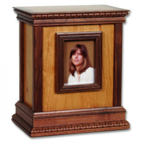 Framed Classic Urn