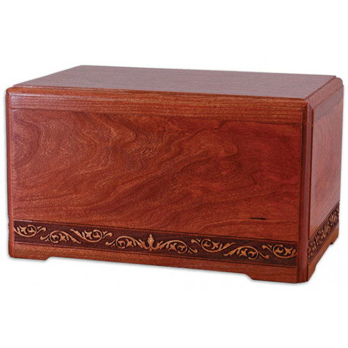 Majesty Cherry Cremation Urn for Ashes