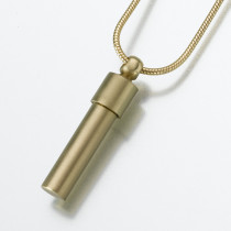 Cylinder Pendant (4 Metal Options)