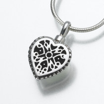Filigree Heart (4 Metal Options)
