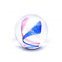 Swirl Orb (2 Sizes and 16 Colors)