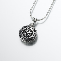 Filigree Round (3 Metal Options)