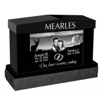 Mears Cremation Monument (8 Colors)