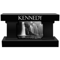 Kennedy Classic Bench (3 Sizes and 8 Colors)