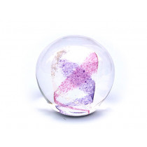 Glass Keepsake Style #21 (2 Sizes)