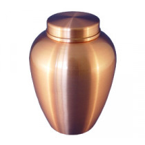 Lincoln Vase Stainless Steel Small Urn