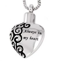 Always In My Heart Pendant