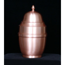 Handmade Copper Urn