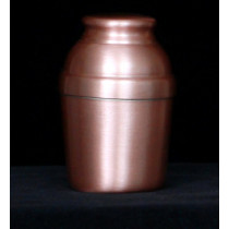 Handmade Copper Keepsake Urn