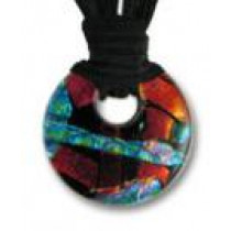 Circle of Eternity Dichroic Glass #07