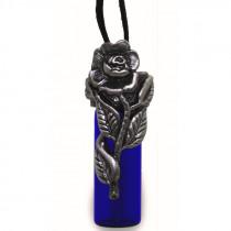 Rose Bottle Pendant