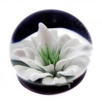 White Flower Life Orb