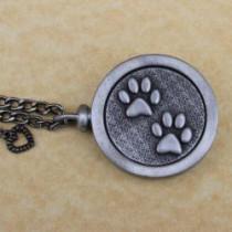 Cat Paws Pet Memory Medallion