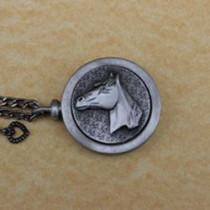 Equine Pet Memory Medallion