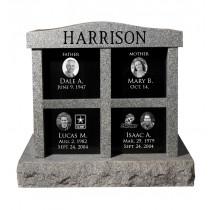 Harrison Cremation Monument (8 Colors)