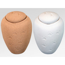 Ocean Sand/Quartz Urn for Pets (3 Sizes)