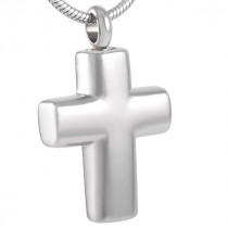 Stainless Cross Pendant