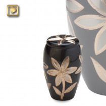 Keepsake Lilies Cremation Urn for Ashes