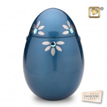 Azure Nirvana Cremation Urn for Ashes