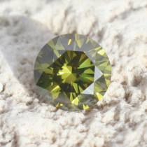 Green Cremation Diamond (8 Sizes)