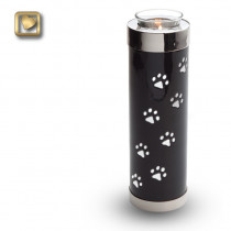 TeaLight Midnight Tall Pet Urn