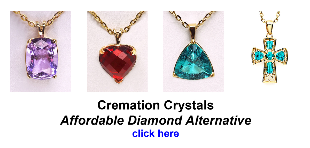 Cremation Diamonds Made From Ashes Cremation Jewelry