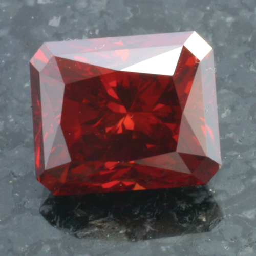 Radiant Cut Cremation Diamond