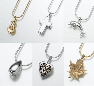 Ashes Jewelry