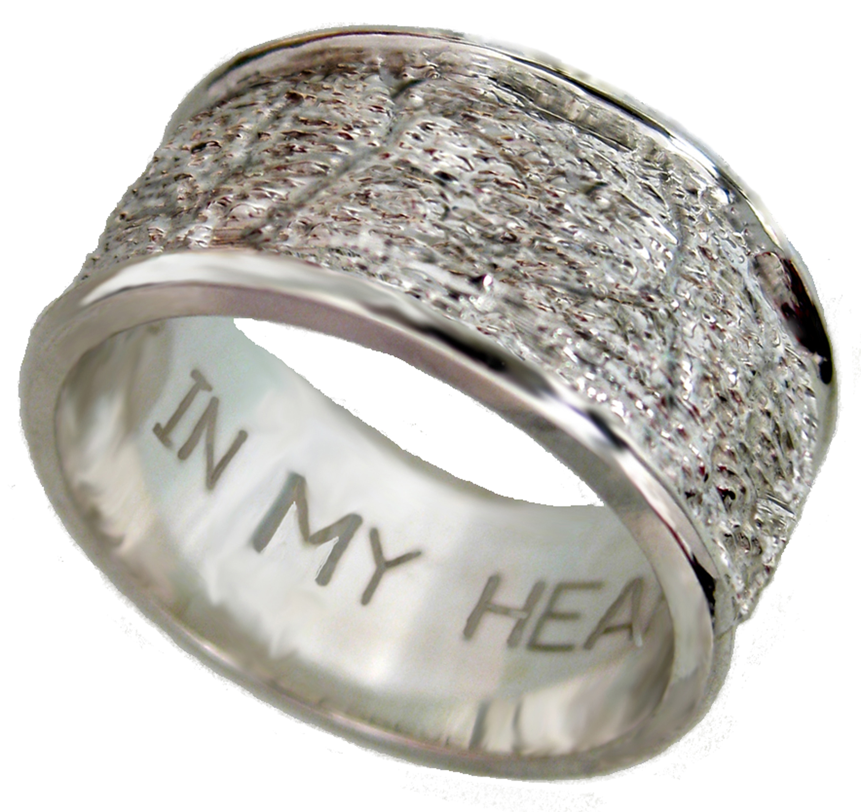 ring silver cremation img rings embossed e a and sand with sterling family memorial set cremains ashes i p