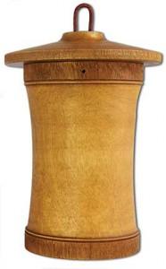 Birdhouse Urn