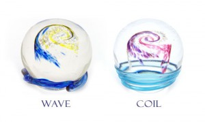 Cremation Glass Globes
