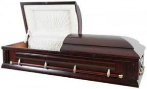 Casket For Cremation