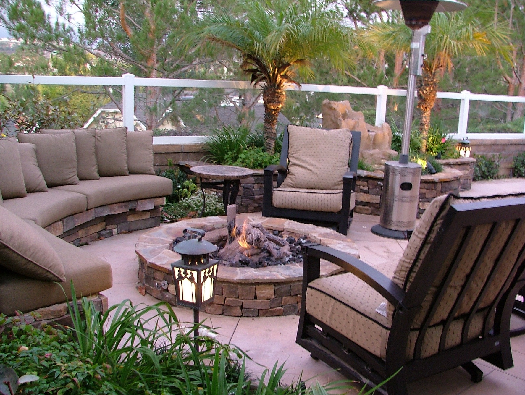 Funeral Home Makeover | Updates For Progressive Funeral ... on Budget Patio Ideas id=80222