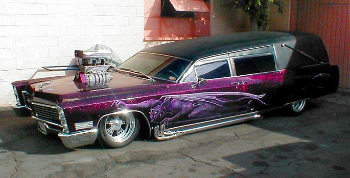 Hearse For Funerals