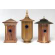 View: Birdhouse Scattering Cremation Urns