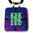 View: Dichroic Glass with Ashes