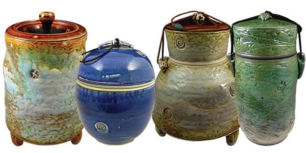 Ceramic Cremation Urns