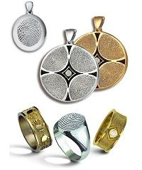Fingerprint Jewelry