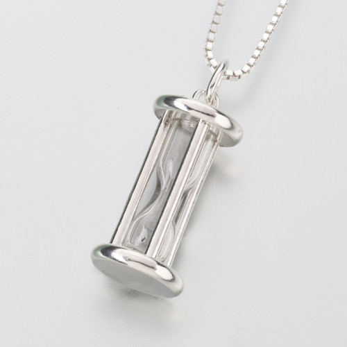 Our Glass Cremation Pendant