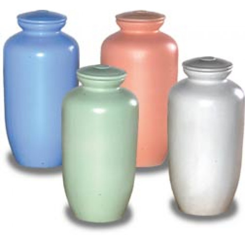Natural Clay Biodegradable Scattering Urn
