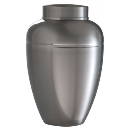Pristine Vase Stainless Steel Urn Cremation Solutions