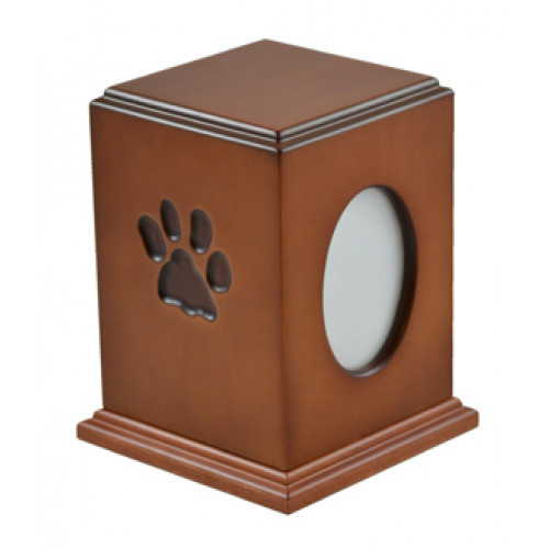 Dog Paw Pet Urn