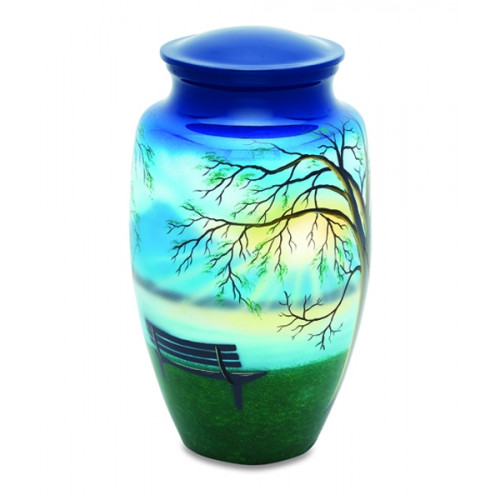 Lakeside Cremation Urn for Ashes