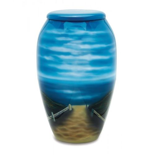 The Beach Cremation Urn