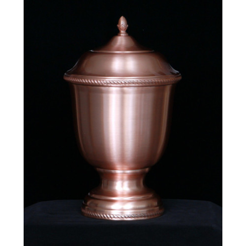 Handmade Copper Urn 703