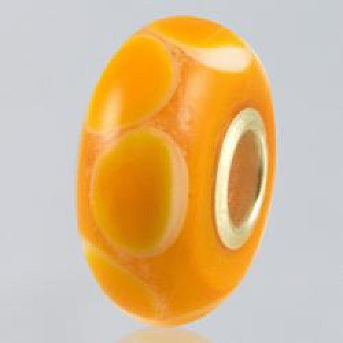 Lasting Memory Cremation Bead - Orange