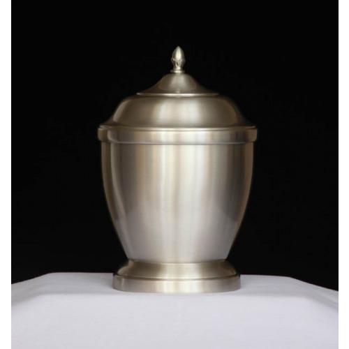 Handmade Pewter Urn 101
