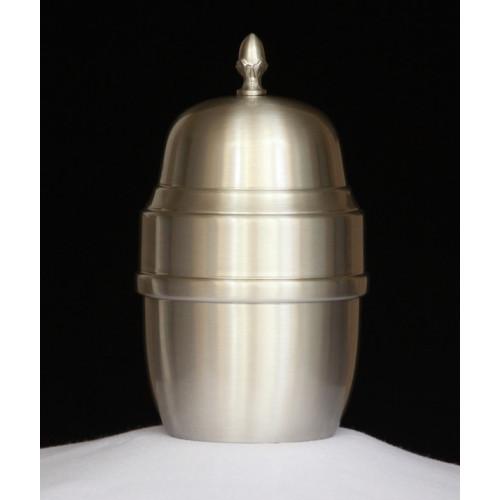 Handmade Pewter Urn 301